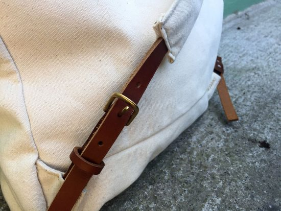 Skin x Bones Around Townie Backpack Strap Detail